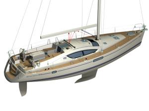 Jeanneau Sun Odyssey 50 DS — та самая яхта