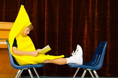Мальчик-банан